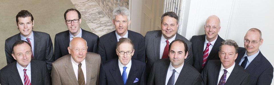 Team van B.A. van Doorn & Comp Vermogensbeheer