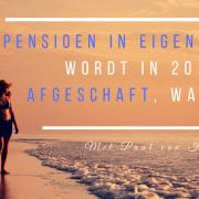 pensioen-in-eigen-beheer-2017-dga-wetsverandering-oplossing-verandering-korting-afkoop