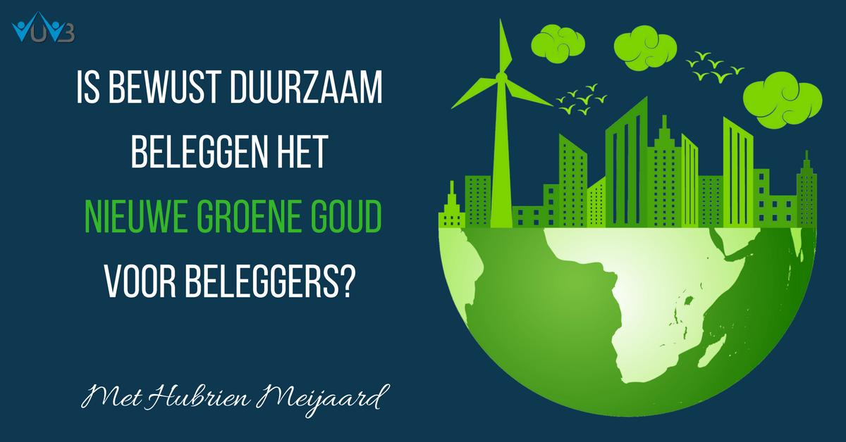 duurzaam beleggen vermogensbeheer vermogensbeheerders triodos bank asn bank groen goud